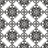 klassisk seamless wallpaper Royaltyfria Foton