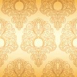 klassisk seamless wallpaper vektor illustrationer