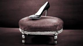 klassisk sko Arkivbilder