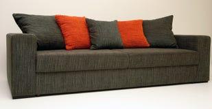 klassisk sofa Arkivbilder