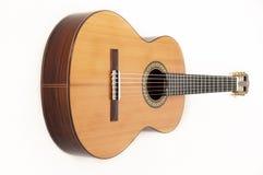 Klassisk spansk gitarr Arkivfoton