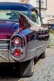 Klassisk sportig cabriolet av 60-tal Arkivbilder