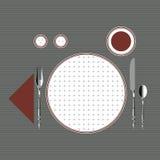 Klassisk stil 3 för tabellinbrott vektor illustrationer