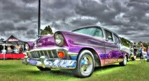 Klassisk 50-tal Chevy Royaltyfri Foto