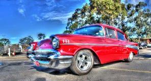 Klassisk 50-tal Chevy Royaltyfri Fotografi