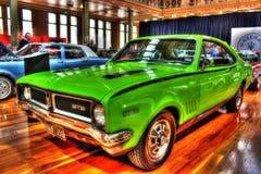 Klassisk 70-tal Holden Monaro Arkivbild