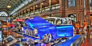 Klassisk 50-talaustralier Holden Royaltyfri Bild