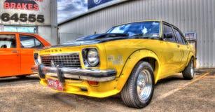 Klassisk 70-talaustralier Holden Torana Royaltyfri Fotografi
