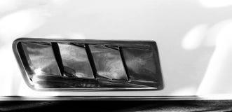 Klassisk 50-talitalienareracerbil Fotografering för Bildbyråer