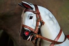 Klassisk tappning som vaggar hästen Arkivfoton