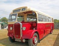 Klassisk tappningbuss Arkivfoton