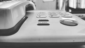 Klassisk telefon Royaltyfri Foto