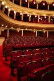 klassisk theatre Arkivfoto