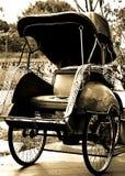 klassisk trishaw Royaltyfria Foton