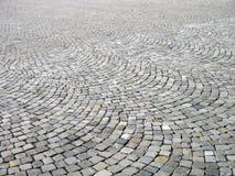 klassisk trottoar Royaltyfria Bilder