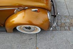 Klassisk tysk bil Fotografering för Bildbyråer
