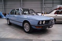 Klassisk tysk bil Arkivfoton