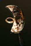 klassisk venetian maskeringsgåta Royaltyfri Foto