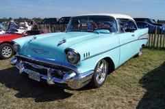 Klassiska amerikanska Chevrolet Royaltyfri Foto