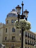 Klassiska arkitektur-GRANADA-Andalusia-Spanien - EUROPA royaltyfri foto