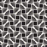 Klassiska Art Deco Seamless Pattern Geometrisk stilfull textur Abstrakt Retro vektortextur Royaltyfri Foto