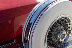 Klassiska bil- klassiska bilar fotografering för bildbyråer