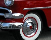klassiska bilar Arkivbilder