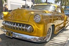 klassiska bilar Royaltyfria Bilder
