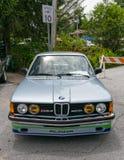 Klassiska BMW 323i Arkivbilder
