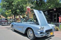 klassiska corvette Arkivbild