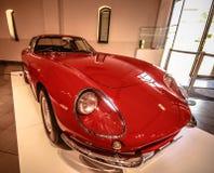 Klassiska Ferrari Arkivfoto