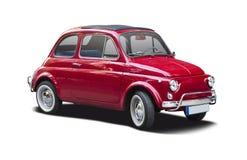 Klassiska Fiat 500 Royaltyfria Foton