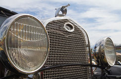 Klassiska Ford Automobile Arkivbilder