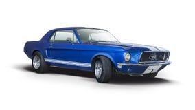 Klassiska Ford Mustang Royaltyfri Bild