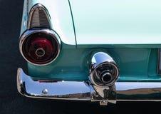 Klassiska Ford Thunderbird Arkivbild