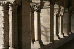 klassiska kolonner royaltyfri foto