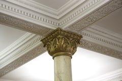klassiska kolonner Arkivfoto