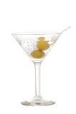 klassiska martini Arkivfoton