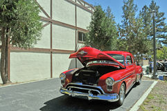 Klassiska Oldsmobile Arkivbilder