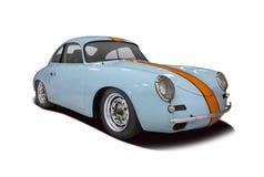 Klassiska Porsche 356B royaltyfria bilder