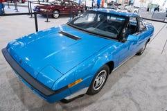Klassiska Subaru XT 1986 - sidosikt Royaltyfria Bilder