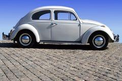 klassiska volkswagen Fotografering för Bildbyråer