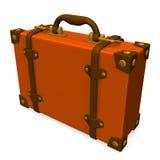 Klassiskt bagage Royaltyfri Bild