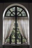 klassiskt fönster Royaltyfri Bild