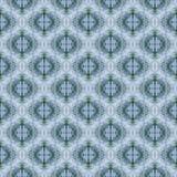 Klassiskt figurerat vägg-papper för tappning, blue2 royaltyfri illustrationer