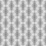 Klassiskt figurerat vägg-papper för tappning, grå färg vektor illustrationer