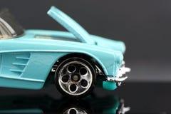 klassiskt främre sporthjul för amerikansk bil Royaltyfri Bild