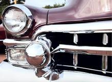 klassiskt gammalt för bil royaltyfria foton