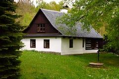 Klassiskt hus arkivfoto