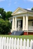 klassiskt hus Royaltyfri Fotografi